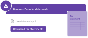 Post tax statements